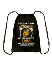 HAPPINESS TUBA Drawstring Bag thumbnail