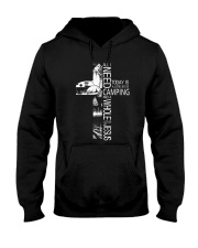 CAMPING JESUS Hooded Sweatshirt thumbnail