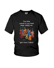 GET MORE CELLOS Youth T-Shirt thumbnail