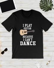 I CANNOT DANCE GUITAR Classic T-Shirt lifestyle-mens-crewneck-front-17