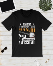 BANJO AWESOME Classic T-Shirt lifestyle-mens-crewneck-front-17