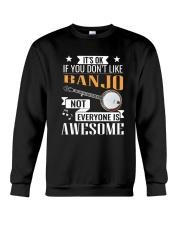 BANJO AWESOME Crewneck Sweatshirt thumbnail