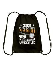 BANJO AWESOME Drawstring Bag thumbnail