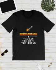 MANDOLIN PLAYER THE MAN THE MYTH THE LEGEND Classic T-Shirt lifestyle-mens-crewneck-front-17