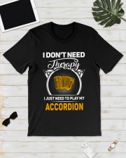 ACCORDION THERAPY Classic T-Shirt lifestyle-mens-crewneck-front-17