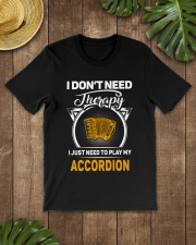 ACCORDION THERAPY Classic T-Shirt lifestyle-mens-crewneck-front-18