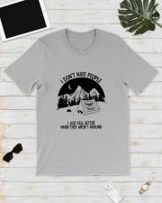CAMPING DON'T HATE PEOPLE Classic T-Shirt lifestyle-mens-crewneck-front-17
