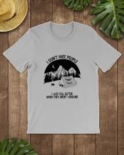 CAMPING DON'T HATE PEOPLE Classic T-Shirt lifestyle-mens-crewneck-front-18
