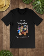 GET MORE UKULELES Classic T-Shirt lifestyle-mens-crewneck-front-18