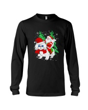 CAT SANTA Long Sleeve Tee thumbnail