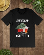 MESSING UP CAMPING Classic T-Shirt lifestyle-mens-crewneck-front-18