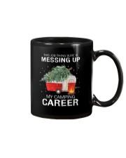 MESSING UP CAMPING Mug thumbnail