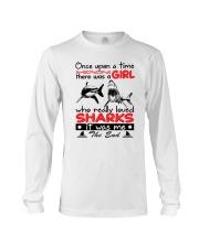 SHARK GIRL Long Sleeve Tee thumbnail