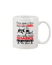 SHARK GIRL Mug thumbnail