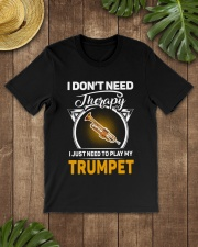 MY THERAPY TRUMPET Classic T-Shirt lifestyle-mens-crewneck-front-18