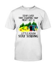 CAMPING LIVER Classic T-Shirt thumbnail