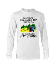 CAMPING LIVER Long Sleeve Tee thumbnail