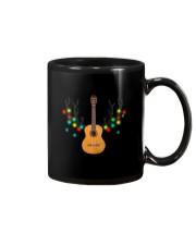 REINDEER CHRISTMAS GUITAR Mug thumbnail