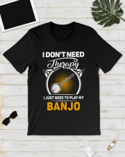 THERAPY PLAY MY BANJO Classic T-Shirt lifestyle-mens-crewneck-front-17