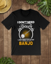 THERAPY PLAY MY BANJO Classic T-Shirt lifestyle-mens-crewneck-front-18