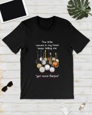 GET MORE BANJOS Classic T-Shirt lifestyle-mens-crewneck-front-17