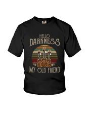 OLD FRIEND UKULELE Youth T-Shirt thumbnail