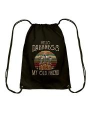 OLD FRIEND UKULELE Drawstring Bag thumbnail