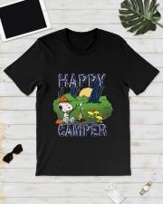 SNOOP HAPPY CAMPER Classic T-Shirt lifestyle-mens-crewneck-front-17