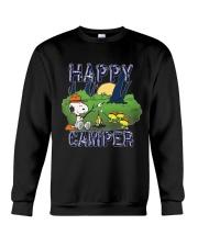 SNOOP HAPPY CAMPER Crewneck Sweatshirt thumbnail