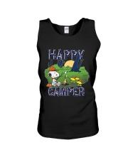 SNOOP HAPPY CAMPER Unisex Tank thumbnail