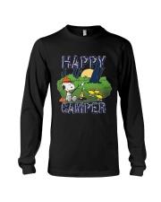 SNOOP HAPPY CAMPER Long Sleeve Tee thumbnail