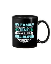 MY FAMILY TENT Mug thumbnail