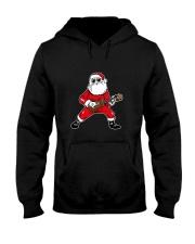 SANTA PLAY UKULELE Hooded Sweatshirt thumbnail