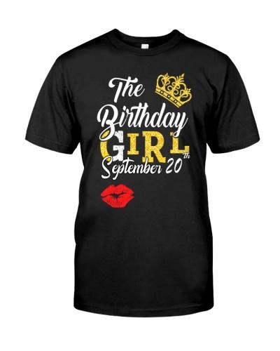 20th September Girl