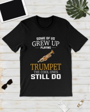 SOME OF US TRUMPET Classic T-Shirt lifestyle-mens-crewneck-front-17