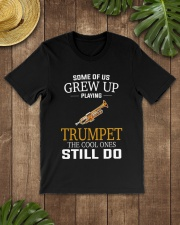 SOME OF US TRUMPET Classic T-Shirt lifestyle-mens-crewneck-front-18