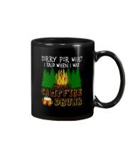 CAMPING BLACK DUP Mug thumbnail