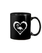 FLAMINGOS HEART Mug thumbnail
