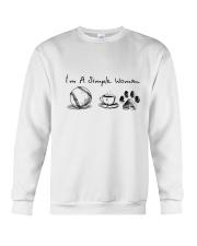 SOFTBALL COFFEE DOG Crewneck Sweatshirt thumbnail