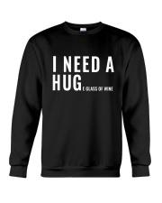 WINE HUG CHUAN Crewneck Sweatshirt thumbnail