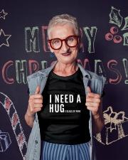 WINE HUG CHUAN Ladies T-Shirt lifestyle-holiday-crewneck-front-3
