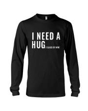 WINE HUG CHUAN Long Sleeve Tee thumbnail