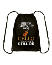 SOME OF US CELLO Drawstring Bag thumbnail