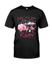 MY LIVER CAMPING Classic T-Shirt thumbnail