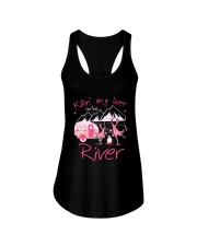 MY LIVER CAMPING Ladies Flowy Tank thumbnail