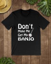 DON'T MAKE ME BANJO Classic T-Shirt lifestyle-mens-crewneck-front-18