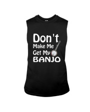 DON'T MAKE ME BANJO Sleeveless Tee thumbnail