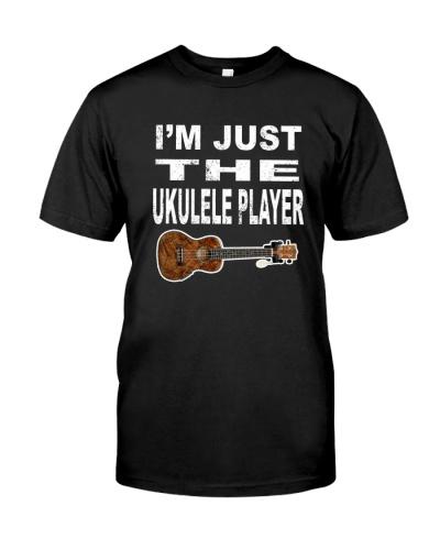 I'M JUST UKULELE PLAYER