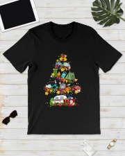 CAMPING TREE Classic T-Shirt lifestyle-mens-crewneck-front-17