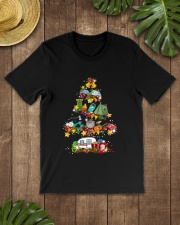 CAMPING TREE Classic T-Shirt lifestyle-mens-crewneck-front-18